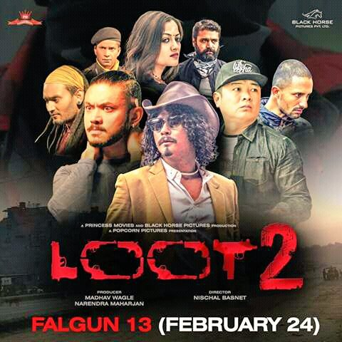 Loot 2, Watch the full movie (Saugat Malla, Dayahang, Richa)